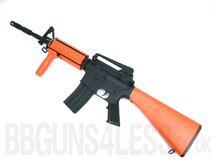 Night M4 SR-16 Full size Fully Automatic BBgun