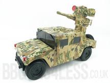R/C Electric hummer Humvee Battle Vehicle that shoots