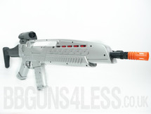Kids Toy Gun M8 combat rifle TD 2016A in silver