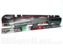 Mossberg 590 Full stock pump action BB shotgun