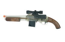 "Mossberg 500 ""MADMAX"" pistol grip BB gun"