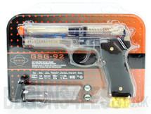 GSG-92 spring powered BB gun pistol