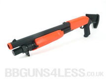 Double Eagle M56C pump action shotgun 3 shot per pump