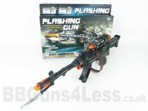Flashing Kids Toy gun with Sound 2020