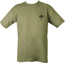 Royal Marines T-Shirt - with on the back printing