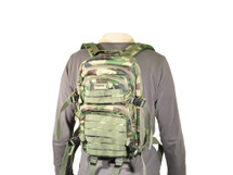 Swiss Arms 1 day compact army backpack rucksack in Camo