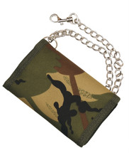 Military Wallet in British dpm camo