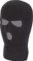 Balaclava 3 Hole in black