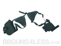TX Shoulder Holster in Black
