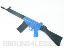 MP5 Full size Air sport in Two Tone Blue NO-11355B