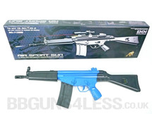 MP5 Full size Air sport in Two Tone Blue NO-11356B