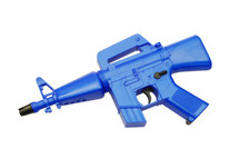 HFC HB101 M16 Mini airsoft bb gun in blue