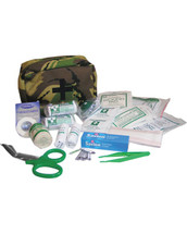 Kombat Large First Aid Kit in DPM