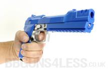 HFC HA 118EL Long Barrel BB gun pistol