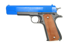 Galaxy G13 XXL Full Metal BB Gun in Blue