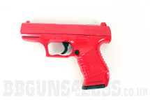 Galaxy G19 'P99' Full Metal Pistol BBGun in Red