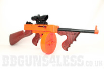 M1A1 drum mag spring rifle orange version