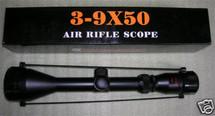 SMK 3-9 x 50 Telescopic scope Sight Hunting and Shooting Optics