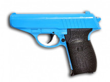 Galaxy G3 PPK Replica Full Metal Pistol BBGun in blue