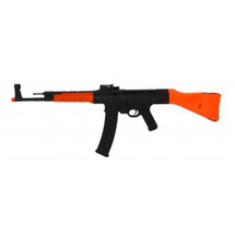 AGM MP44 Wood Stock AEG 056B  Full Metal AK replica in Orange