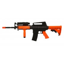 AGM M4A1 SOCOM AEG 032 Electric Airsoft Rifle in Full Metal