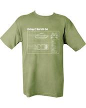 Challenger 2 Tank T Shirt