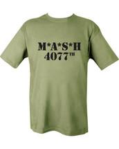 MASH 4077th T shirt