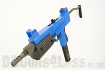 HFC T77 HG 2030 gas powered sub machine gun in blue