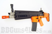 WE Scar Gas BlowBack GBB Airsoft Rifle