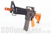 WE CQBR M4 Gas BlowBack GBB Airsoft Rifle