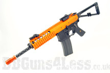 WE KAC PDW R006 BlowBack GBB Airsoft Rifle