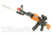 Kids Toy gun Army force AK5544 B