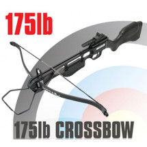 Anglo Arms Jaguar Crossbow Set 175lb in black