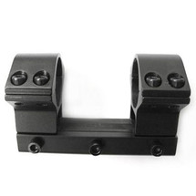 SMK One Piece double clamp - medium 80mm short rail system