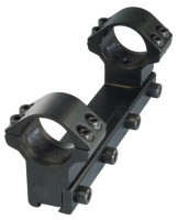 SMK One Piece double clamp - medium 120mm long rail system