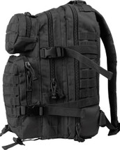 Small Assault Pack 28 Litre in black