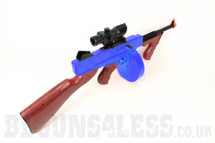 M1A1 drum mag spring rifle blue version
