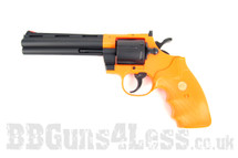 UHC S and W Revolver UA 9380 BB gun pistol