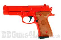 Galaxy G22 Full Metal beretta 92fs in red