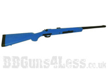HFC hg231 VSR11 Gas Sniper rifle in blue