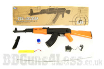 JG 239  Electric Semi Automatic AK 47 AEG
