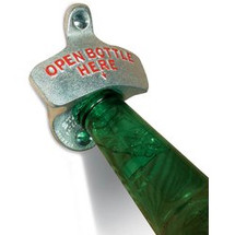 Metal Coke Bottle Opener