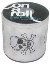Skull & Crossbones Toilet Roll