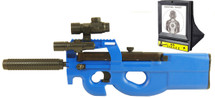 Well D90H Fully Auto P90 replica inc Target In Blue