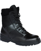 Patrol Boots Half Leather Half Cordura for army cadets Military ect