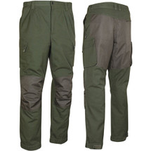 Jack Pyke Hunter Green Hardshell Waterproof Countryman Trousers