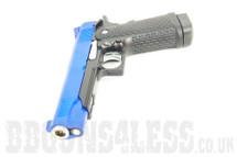 KIMBER K Warrior F1 009 replica airsoft gun with gas blowback