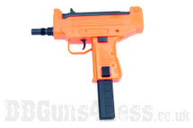 Well D93 Electric Airsoft BBGun side view