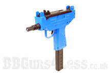 Well D93 Electric Airsoft BBGun in Blue