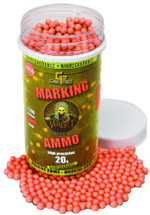Crosman Biodegradable Marking bb pellets 2200 x 0.20